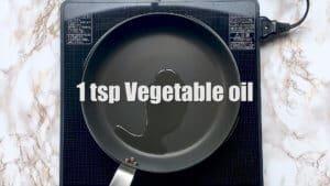 Taco rice vegetable oil