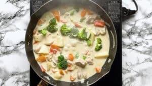 simmer for 7-10 mins