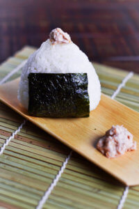 Tuna Onigiri Rice ball
