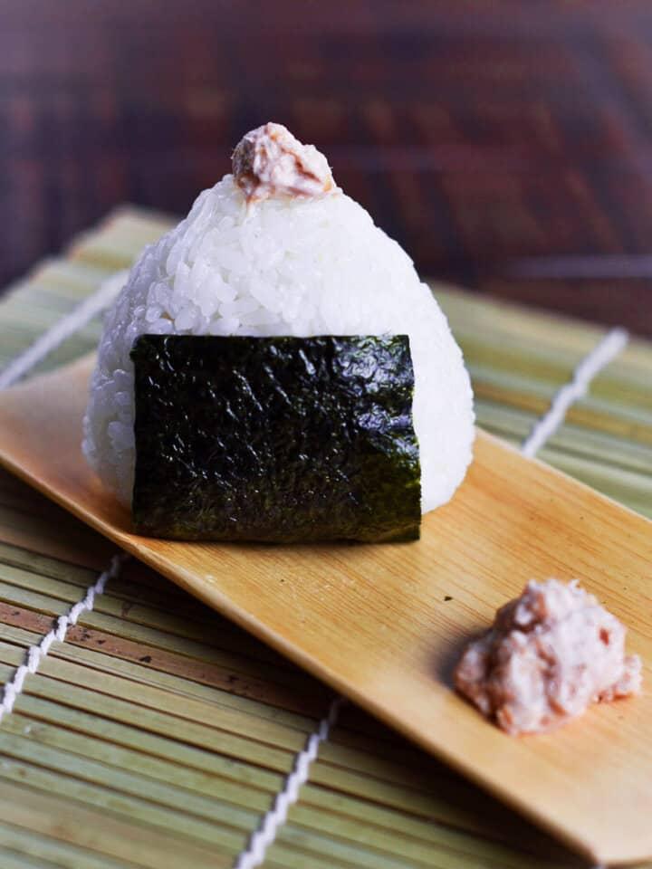 Tuna Onigiri Rice ball