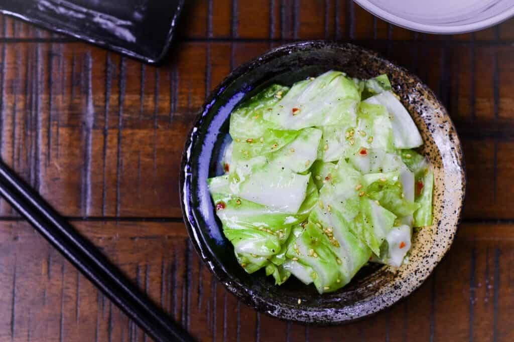 Izakaya Salted Cabbage
