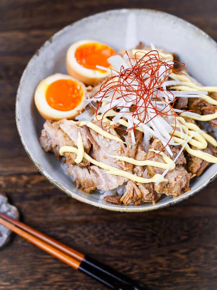 Chashu don featured image