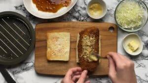 add mustard to the katsu