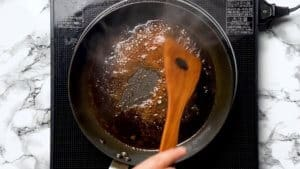 cook the sauce until thickened