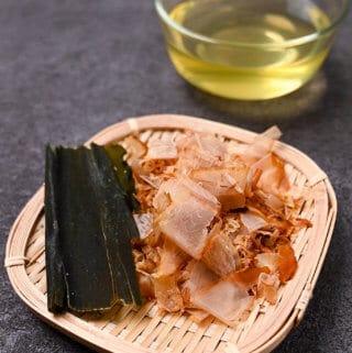 Kelp and Bonito Flake Awase Dashi